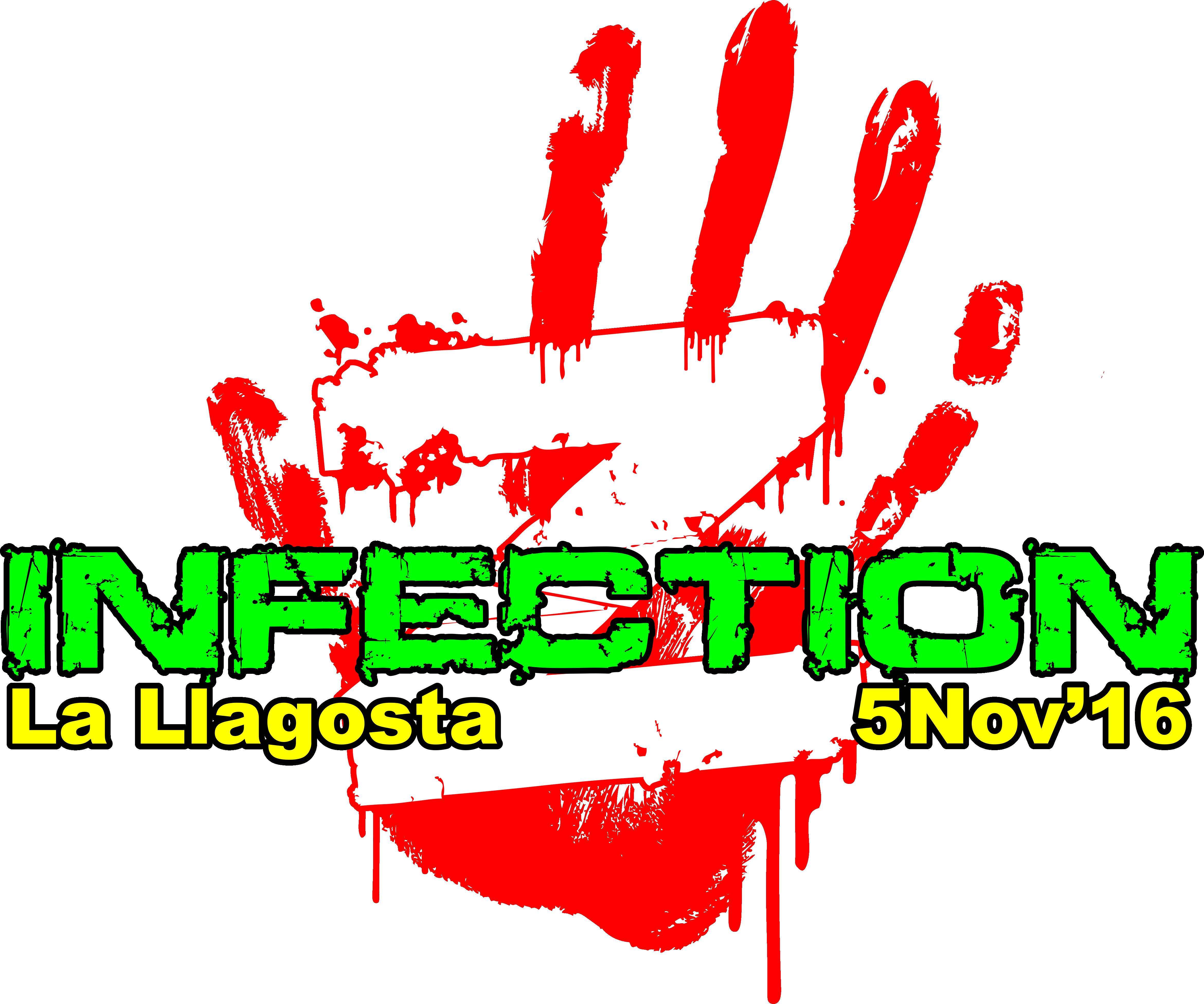 Z-Infection llega a la Llagosta (Barcelona) el 5 de noviembre